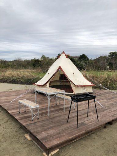 NEW手ぶらキャンプ